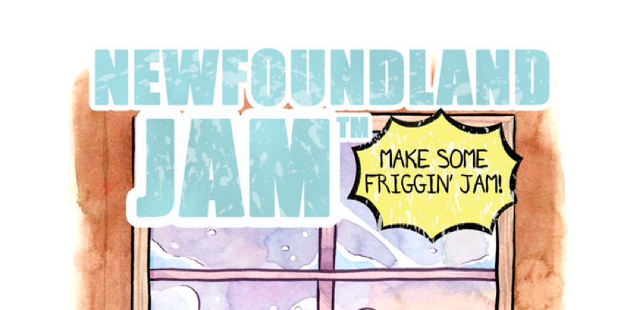 Crowd$ourcery: Jason Anarchy's newest creation 'Newfoundland Jam'